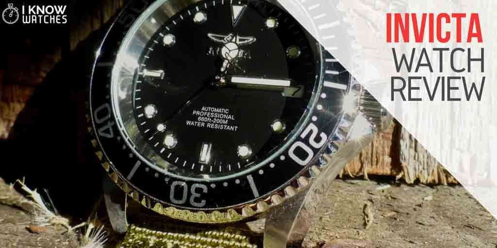 Invicta watch review