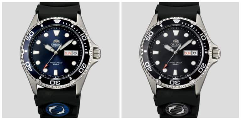 Orient Ray Vs Mako Is There Much Difference Iknowwatches Com
