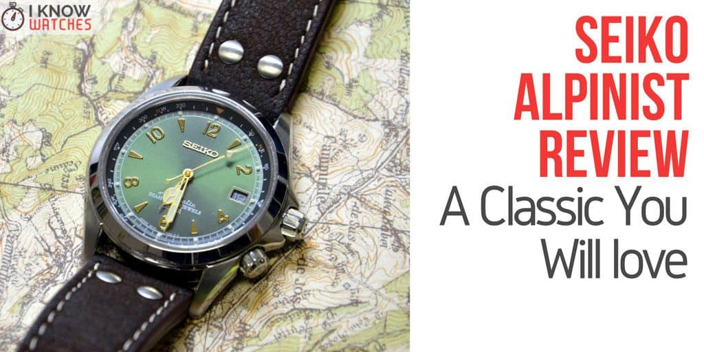 seiko alpinist review