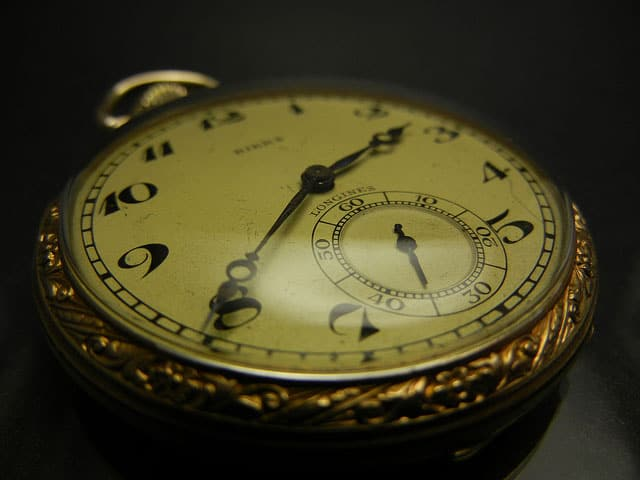 Longines Pocket Watch