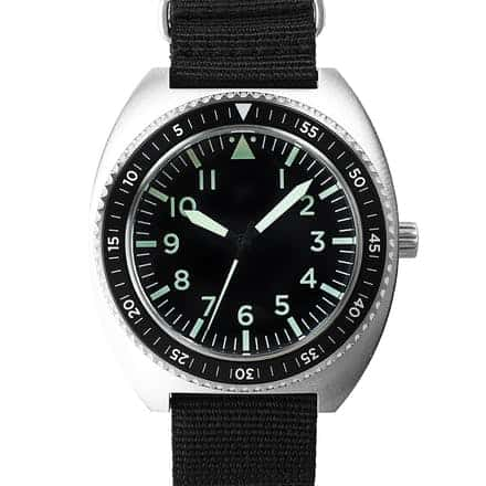 standard issue instruments pilots countdown timer
