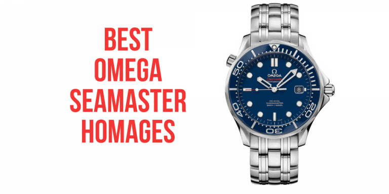 The 7 Best Omega Seamaster Homage Watches