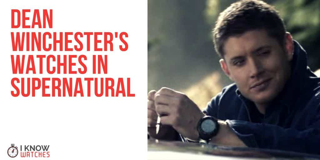 Dean winchester watches supernatural