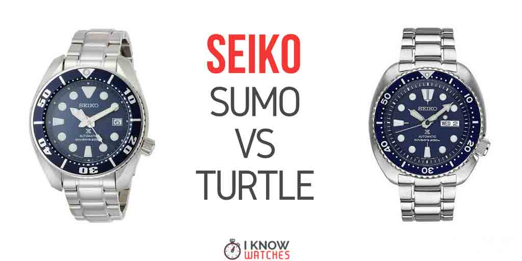 seiko sumo vs turtle