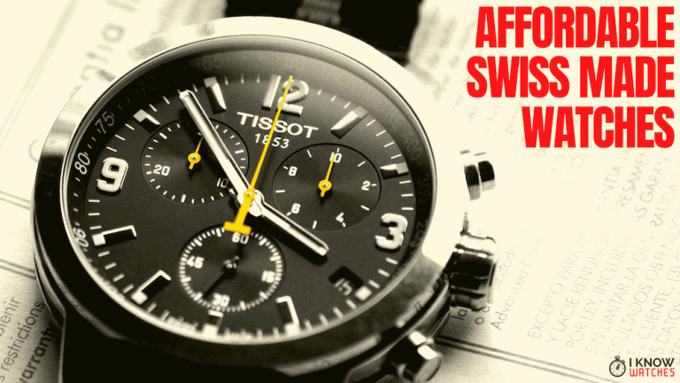 affordable swiss made watches