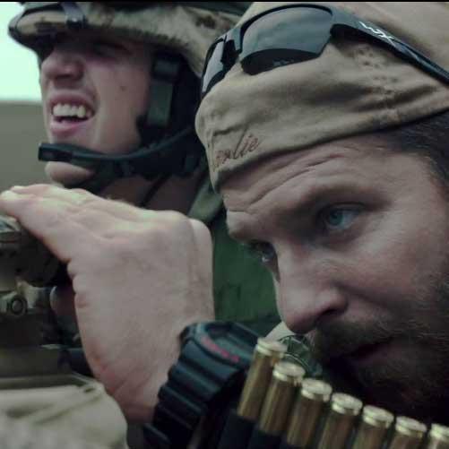 bradley cooper chris kayle american sniper watch