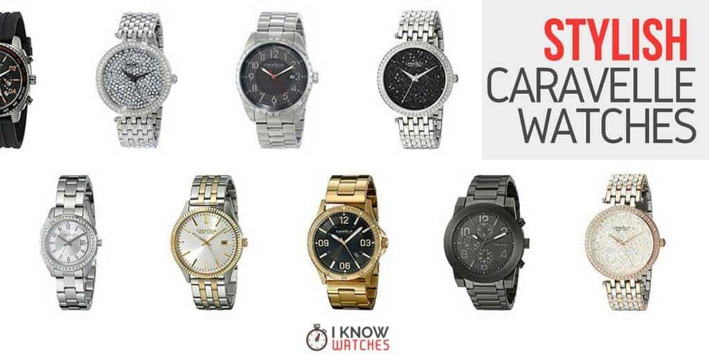 caravelle watch review
