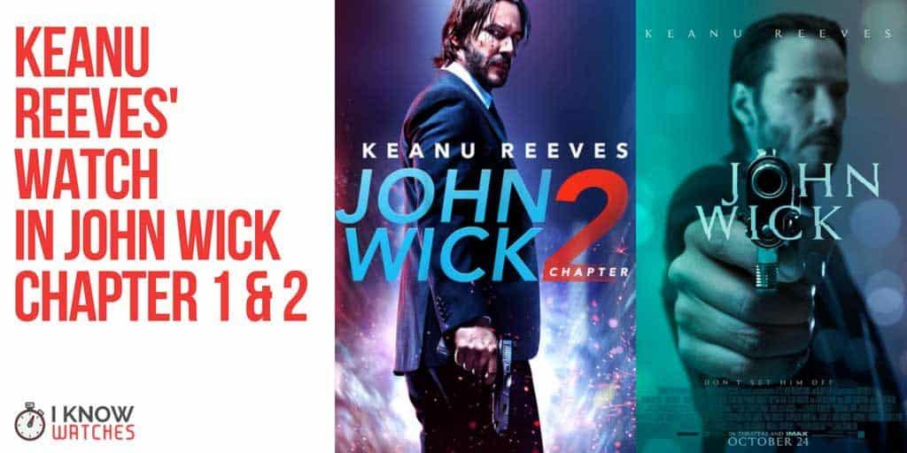 keanu reeves john wick watch