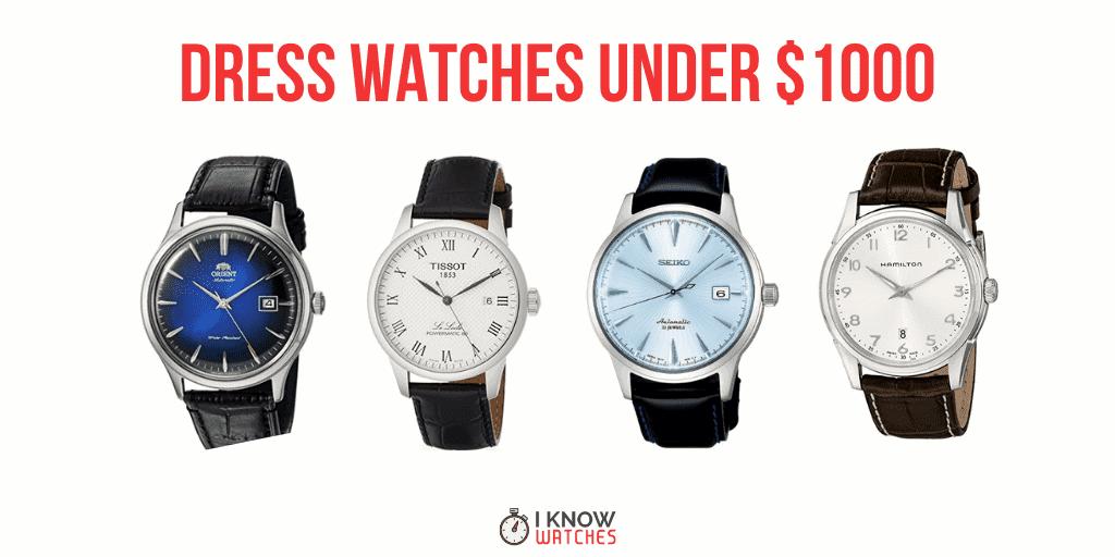 dress watch under 1000