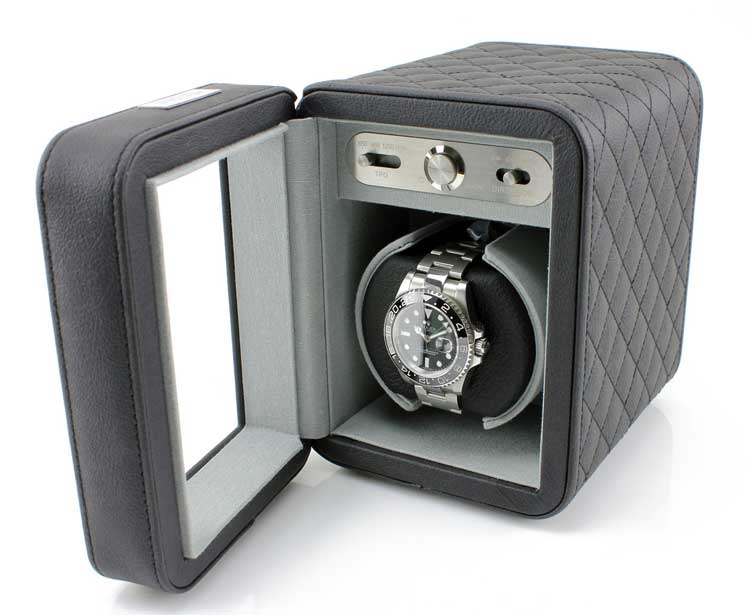 heiden monaco watch winder