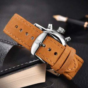 benyar chronograph strap