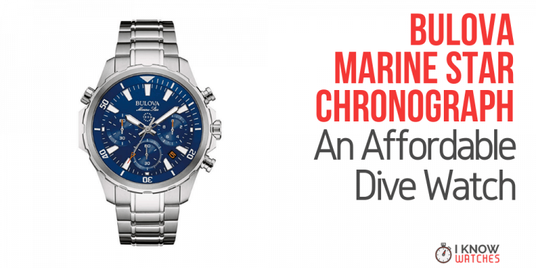 511f7d809 Bulova Marine Star Review - An Affordable Diver's Chronograph ...