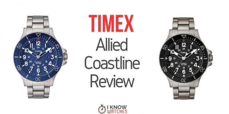 timex allied coastline review