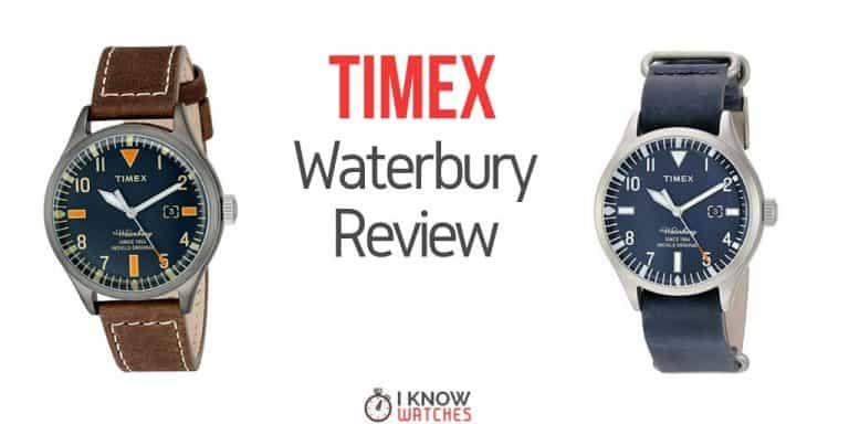 timex waterbury review
