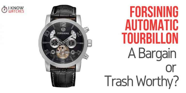 Forsining Automatic Tourbillon