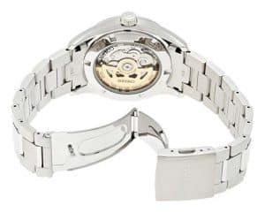 Seiko SARY057 Case Back & Bracelet