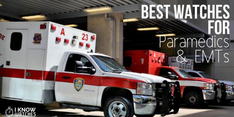 best watch paramedics