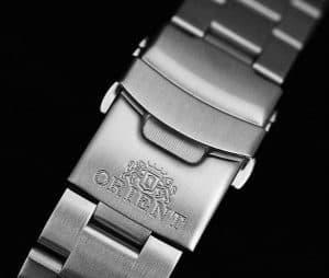 Orient Mako II Safety Clasp