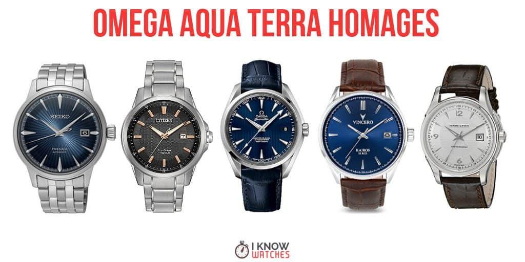 omega aqua terra homages