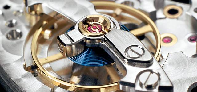 rolex oyster perpetual movement