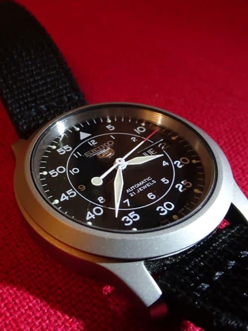 Seiko Field Watch - SNK Series