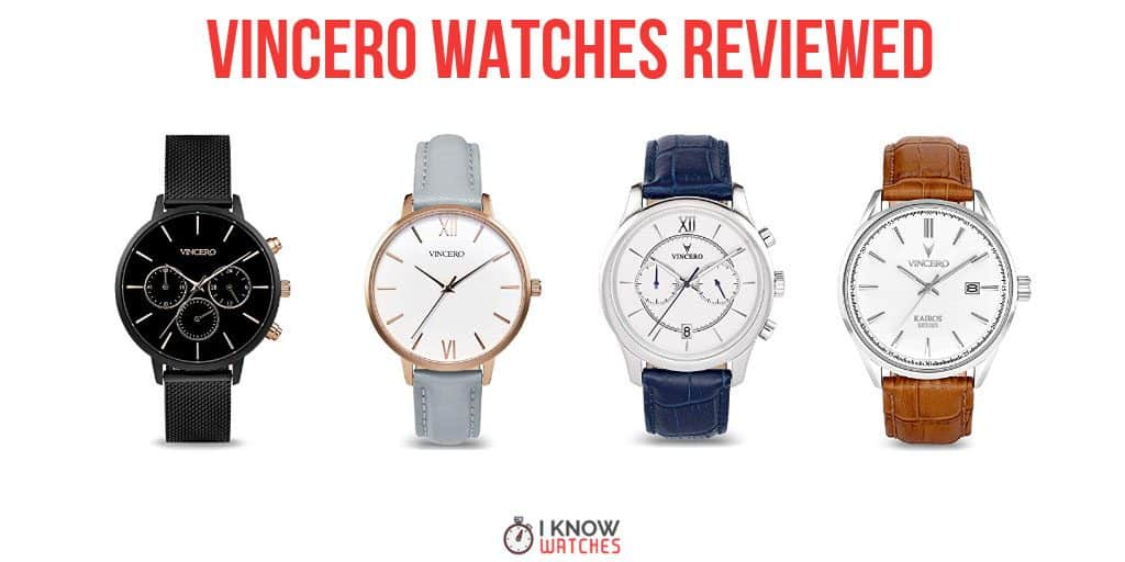 vincero watch reviewed