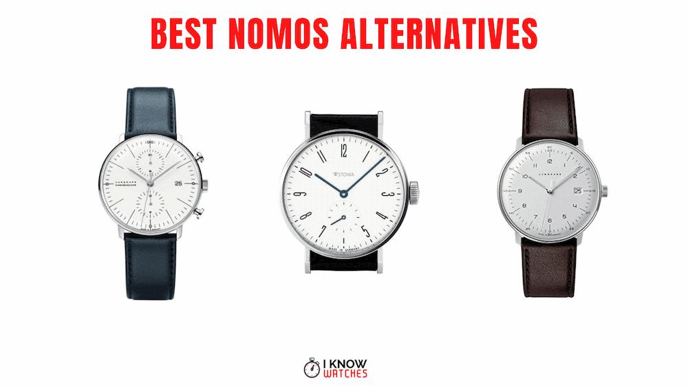 best nomos alternative homage