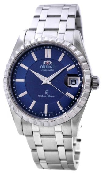 orient classic automatic sapphire