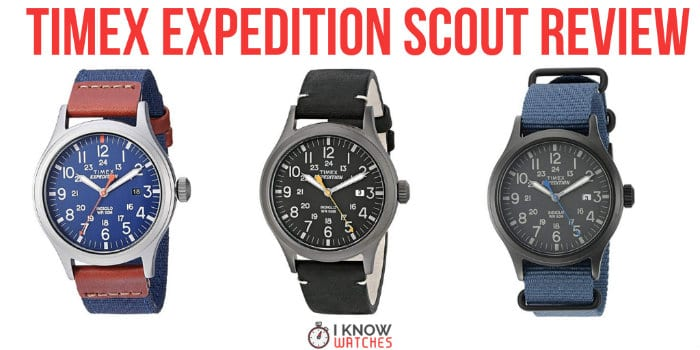Timex Expedition Scout Review