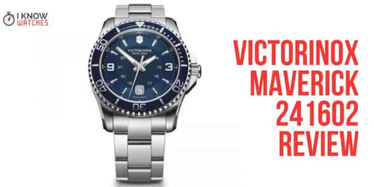 Victorinox Maverick 241602 Review