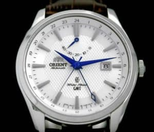 Polaris GMT Dial
