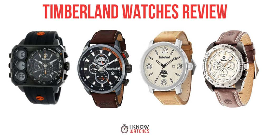 foro volverse loco Beber agua  Timberland Watches Review (As Good As Their Boots)