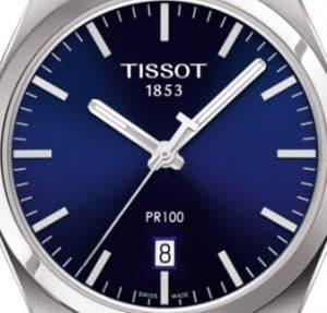Tissot PR100 Dial