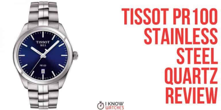 Tissot PR100 Review
