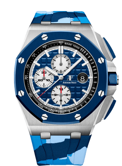 Audemars Piguet Royal Oak Offshore blue
