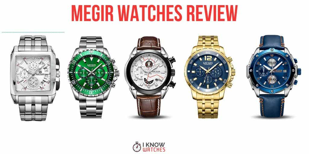megir watches review