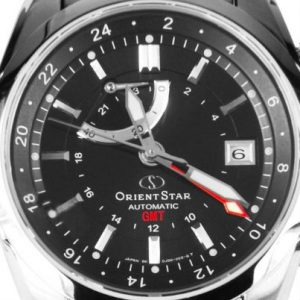 Orient Star Seeker GMT Dial