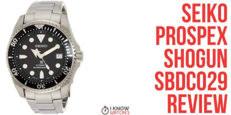 Seiko Prospex Shogun Review