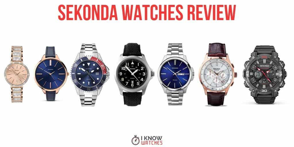 sekonda watches review