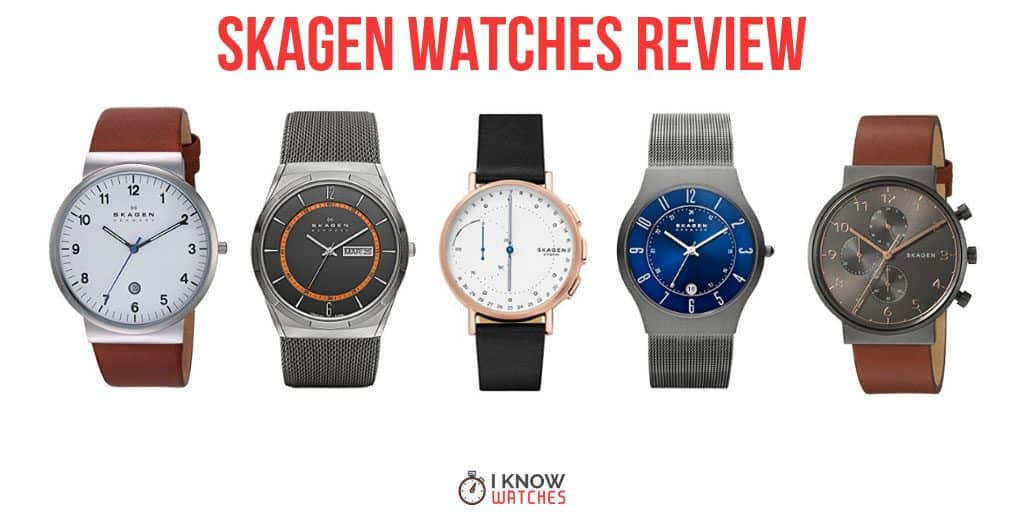 skagen watches review