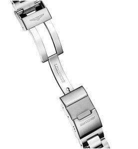 longines hydro conquest bracelet clasp