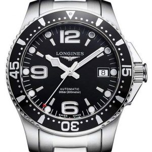 longines hydro conquest dial & case