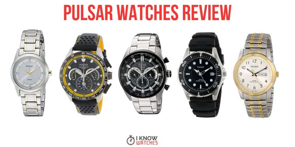 pulsar watches review