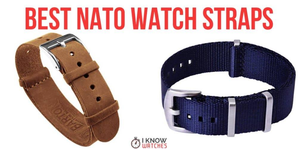 Best NATO Watch Straps