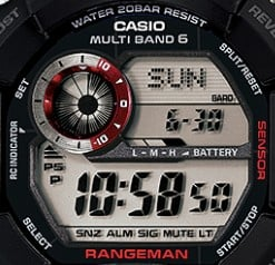 Rangeman Display