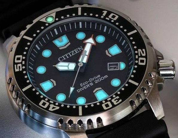 Promaster Diver Lume