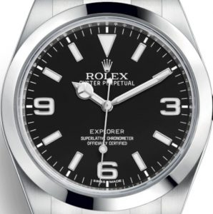 Rolex Explorer Hands
