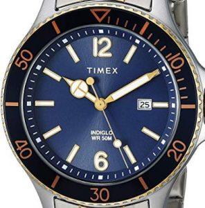 Timex Harborside Blue Dial