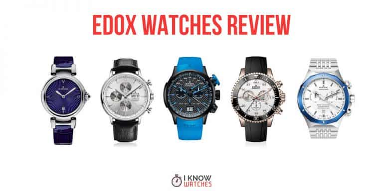 edox watches