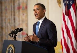 obama wearing jorg gray